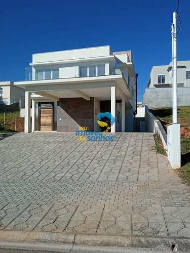 Casa de Condomínio, código 118 em Bragança Paulista, bairro Lagos de Santa Helena