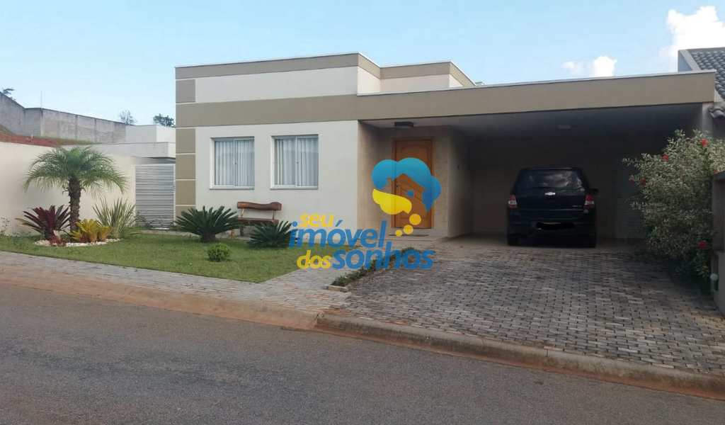 Casa de Condomínio em Atibaia, bairro Jardim do Lago