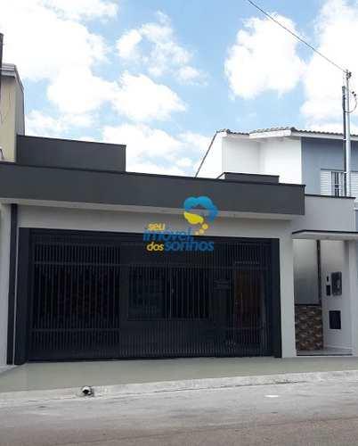 Casa, código 252 em Bragança Paulista, bairro Residencial Piemonte