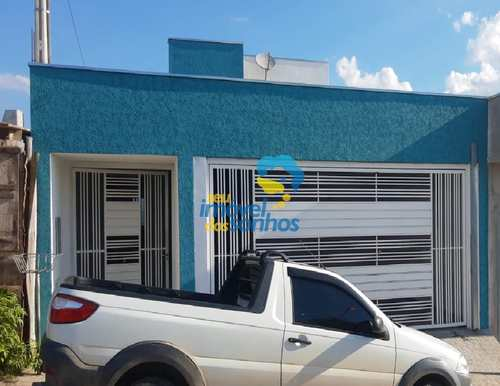 Casa, código 263 em Bragança Paulista, bairro Residencial Piemonte