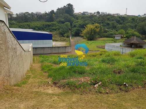 Terreno de Condomínio, código 280 em Bragança Paulista, bairro Residencial Colinas de São Francisco