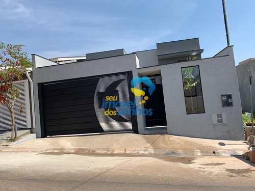Casa, código 345 em Bragança Paulista, bairro Residencial Quinta dos Vinhedos