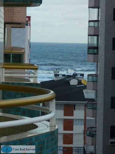 Apartamento, código 17 em Praia Grande, bairro Tupi