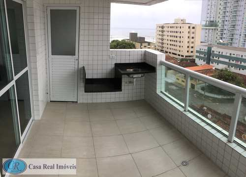 Apartamento, código 28 em Praia Grande, bairro Caiçara