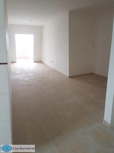 Apartamento, código 44 em Praia Grande, bairro Ocian