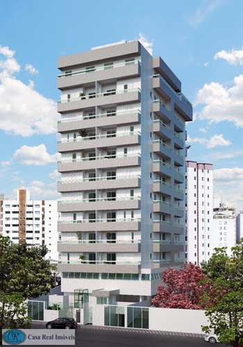 Apartamento, código 51 em Praia Grande, bairro Ocian