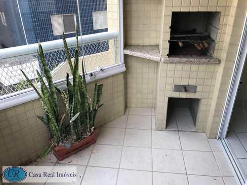 Apartamento, código 66 em Praia Grande, bairro Guilhermina