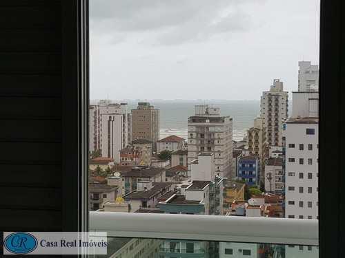 Apartamento, código 73 em Praia Grande, bairro Guilhermina
