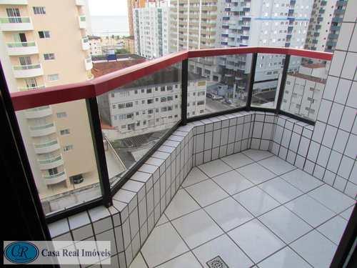 Apartamento, código 76 em Praia Grande, bairro Guilhermina