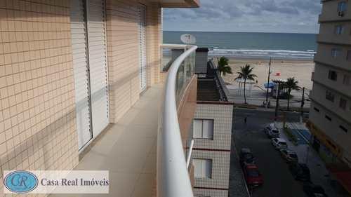 Apartamento, código 90 em Praia Grande, bairro Aviação