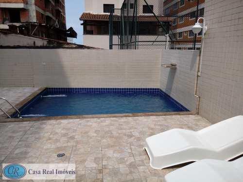 Apartamento, código 97 em Praia Grande, bairro Aviação