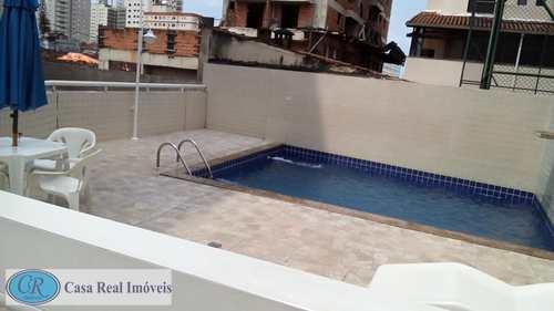 Apartamento, código 99 em Praia Grande, bairro Aviação