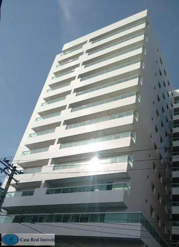 Apartamento, código 110 em Praia Grande, bairro Boqueirão