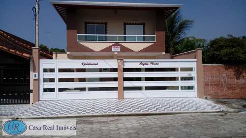 Casa, código 114 em Praia Grande, bairro Maracanã