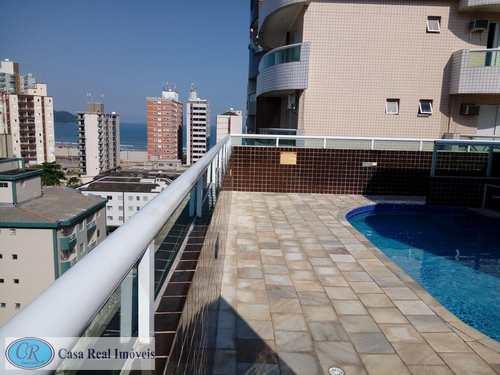 Apartamento, código 120 em Praia Grande, bairro Guilhermina