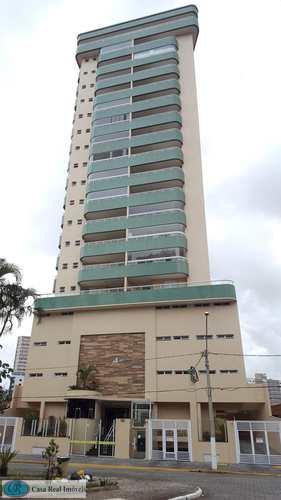 Apartamento, código 132 em Praia Grande, bairro Guilhermina