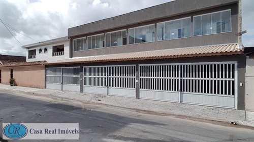 Casa de Condomínio, código 137 em Praia Grande, bairro Boqueirão