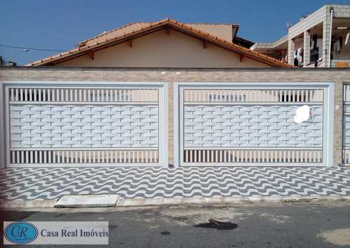 Casa, código 145 em Praia Grande, bairro Tupi
