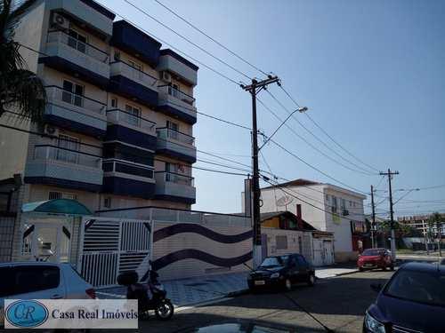 Kitnet, código 146 em Praia Grande, bairro Mirim