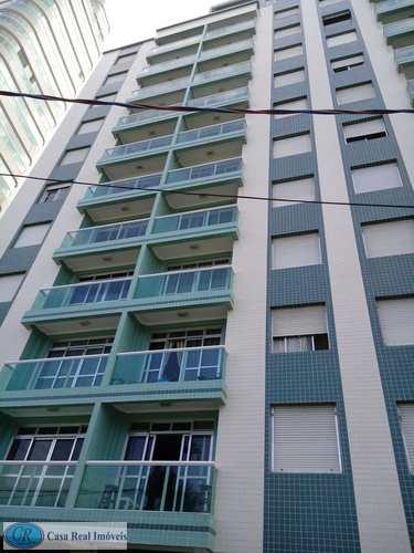 Apartamento, código 151 em Praia Grande, bairro Aviação