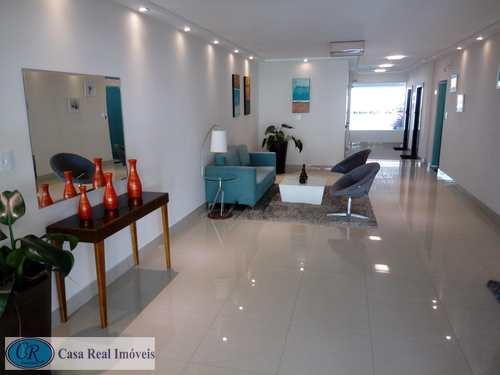 Apartamento, código 155 em Praia Grande, bairro Aviação