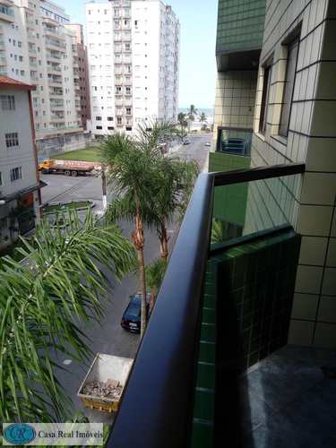 Apartamento, código 158 em Praia Grande, bairro Tupi
