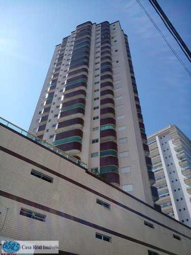 Apartamento, código 164 em Praia Grande, bairro Caiçara