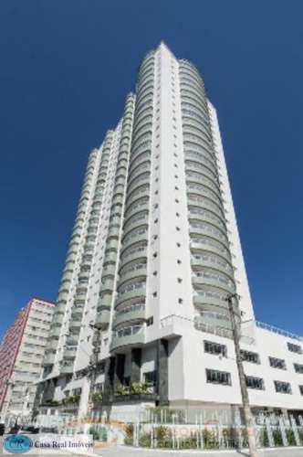 Apartamento, código 165 em Praia Grande, bairro Aviação