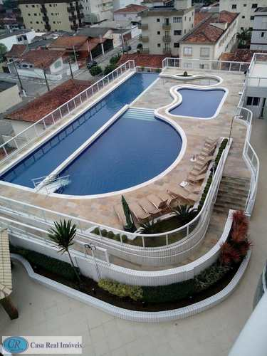 Apartamento, código 171 em Praia Grande, bairro Aviação
