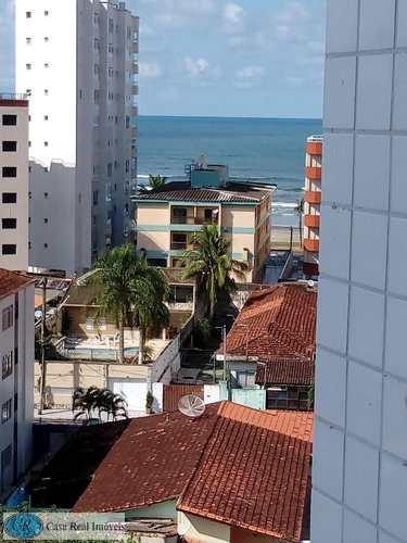 Apartamento, código 172 em Praia Grande, bairro Caiçara