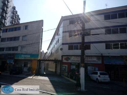 Kitnet, código 193 em Praia Grande, bairro Canto do Forte