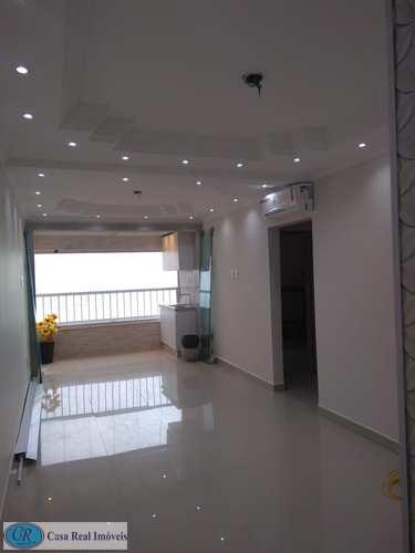 Apartamento, código 204 em Praia Grande, bairro Boqueirão