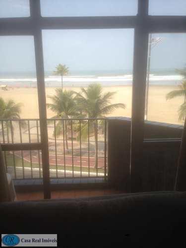 Apartamento, código 206 em Praia Grande, bairro Guilhermina