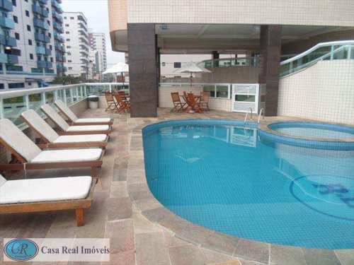 Apartamento, código 248 em Praia Grande, bairro Aviação