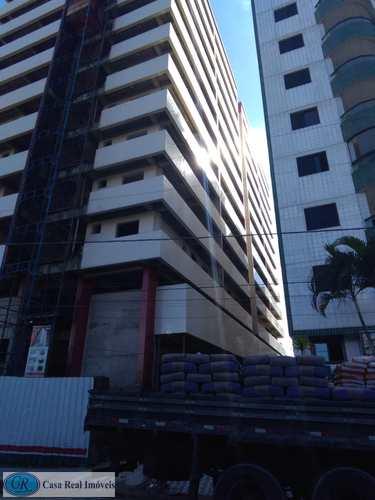 Apartamento, código 259 em Praia Grande, bairro Aviação