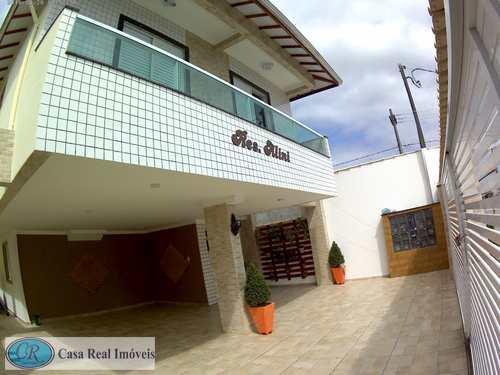 Casa, código 264 em Praia Grande, bairro Samambaia