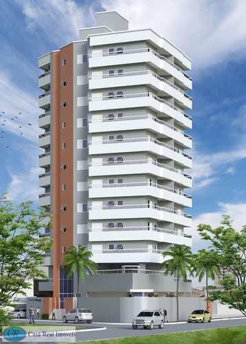 Apartamento, código 273 em Praia Grande, bairro Mirim