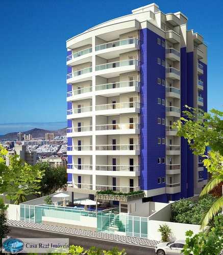 Apartamento, código 283 em Praia Grande, bairro Aviação