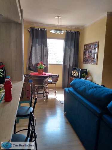 Apartamento, código 298 em Praia Grande, bairro Aviação