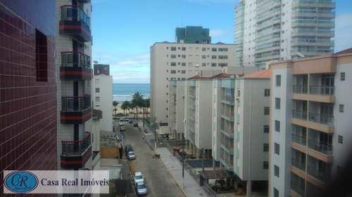 Apartamento, código 301 em Praia Grande, bairro Aviação