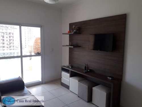 Apartamento, código 309 em Praia Grande, bairro Tupi