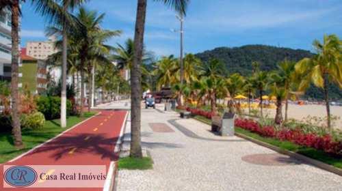 Kitnet, código 313 em Praia Grande, bairro Aviação