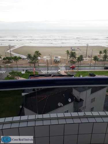 Apartamento, código 335 em Praia Grande, bairro Tupi