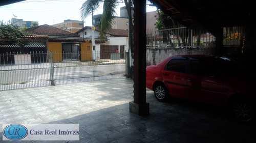 Casa de Condomínio, código 343 em Praia Grande, bairro Tupi