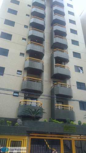 Apartamento, código 385 em Praia Grande, bairro Aviação