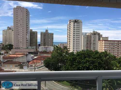 Apartamento, código 416 em Praia Grande, bairro Aviação