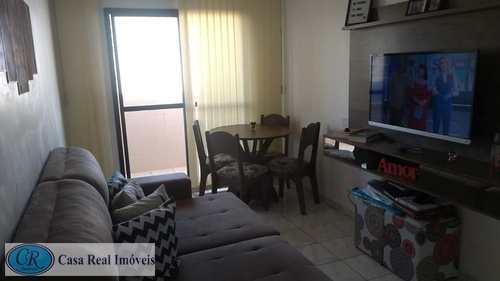 Apartamento, código 418 em Praia Grande, bairro Tupi