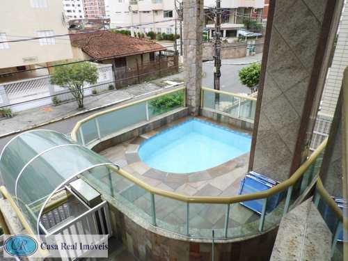 Apartamento, código 423 em Praia Grande, bairro Tupi