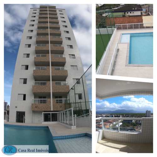 Apartamento, código 431 em Praia Grande, bairro Tupi