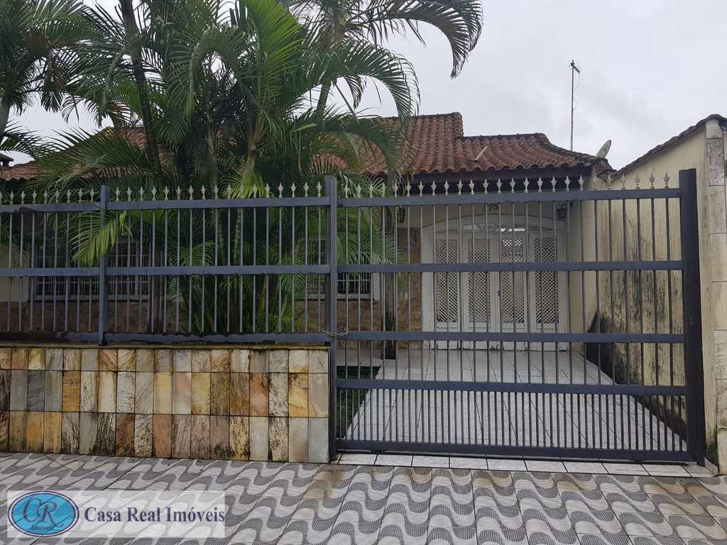 Casa em Praia Grande, no bairro Imperador